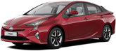 Toyota Prius - Concessionario Toyota Roma Aurelia e Pomezia