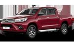 Toyota Hilux - Concessionario Toyota Roma Aurelia e Pomezia