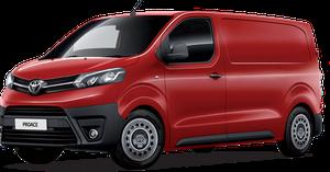 Toyota Proace - Concessionario Toyota Roma Aurelia e Pomezia