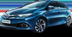 Toyota Auris - Concessionario Toyota Roma Aurelia e Pomezia