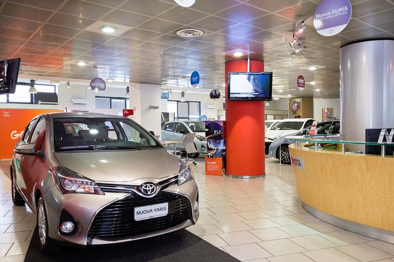 Concessionario Toyota Roma