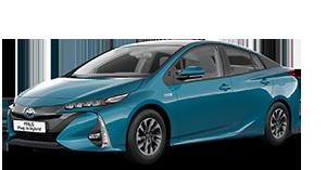 Toyota Nuova Prius Plug-in - Concessionario Toyota Roma Aurelia e Pomezia